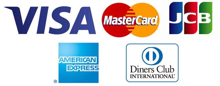 日本のApple Storeで使えるクレジットカードの国際ブランド